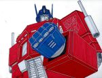 Optimus Prime by Spartan-055