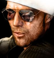 Jason Statham FINAL colo by YannWeaponX