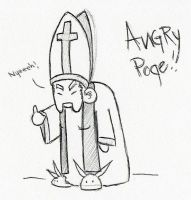 pope 1 by Quezzi