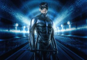 NIGHTWING by CalvinHollywood