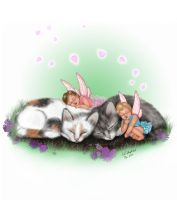 nap time by mytiko-chan-is-back