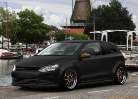 VW Polo by Martinstojcev