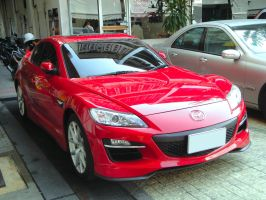 Simply clean RX-8 by gupa507