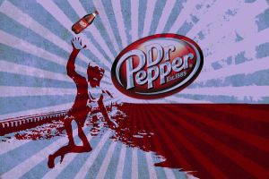 splash with dr pepper too by real-tv