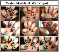 Water Marble/ Spot Compilation by lettym