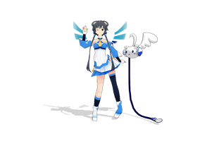 Luo Tianyi DL by Il0veNaughtyfins