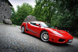 360 Modena - 2 by Dhante