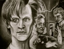 Doctor Who Series 5 by FaerieCarousel