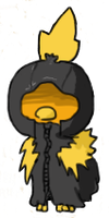 Torchic joins the Organization XIII by Combo89
