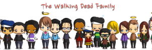 The Walking Dead~ The Dead Family by Princess-Riko