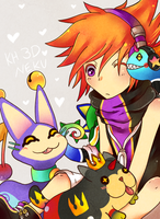Everyone Loves Neku by Rugi-chan