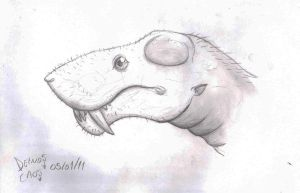 Therapsid by deinoscaos