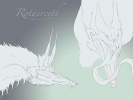 Rotaerceth re-design for 2013 by GatesofIvory