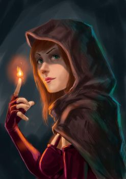 mage by alecyl