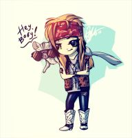 Axl Rose by Gerbils-meriones