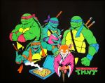 Teenage Mutant Neon Turtles by theoggster