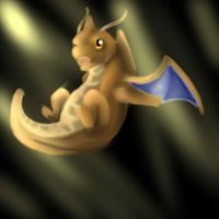 Dragonite by Shyeda
