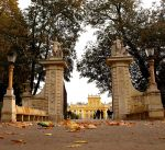 gate to the palace by HeretyczkaA