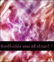 WOW abstract 1 by koolkidd77