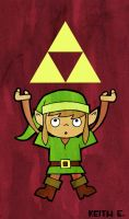 Triforce Get by KeithAErickson
