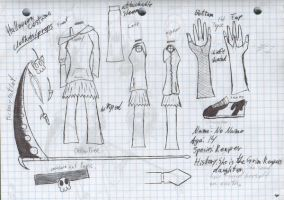 Costume _clothes_ by Nina-13draco