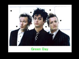 Some of Mah Boys - Green Day by RouxWolf