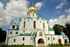 Feodorovsky Cathedral, Tsarskoe Selo 1 by wildplaces