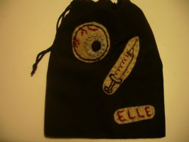 Elle Driver Bag by kiddomerriweather