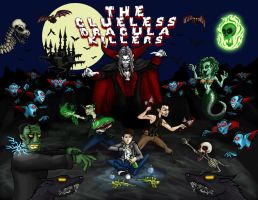 The Clueless Dracula Killers by Gummibearboy