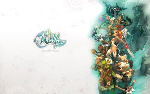 Wakfu wallpaper by colorpilot