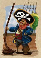 pirate by bgo80