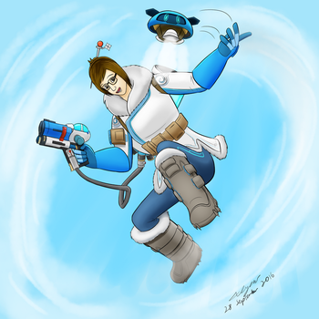 Mei - Freeze by Explodering