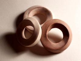 3 Mobius Rings- Still Life by shrakner