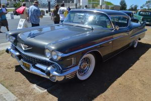 1958 Cadillac Coupe DeVille IV by Brooklyn47