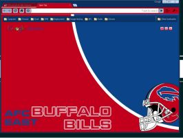 Buffalo Bills Theme by wPfil