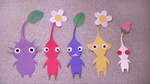 PIKMIN :D by genehayes