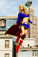 Supergirl:  Elation by FredAckerman