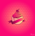 Sweet CupCake by williansart