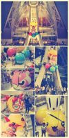 BAM BAM GO balloon by loveshugah