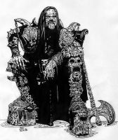 Mr Lordi by Ulundo