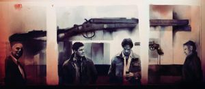 SPN: Enemy of my enemy by nargynargy