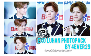 Luhan Photopack by 4ever29