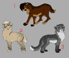 Feline Adopts Auction (Closed) by HP-Adopts