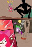 Apple Bloom and Spike, Fun in the Mud pg. 5 by edCOM02