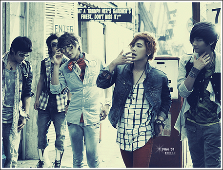 FT Island Blue by IrethStyle