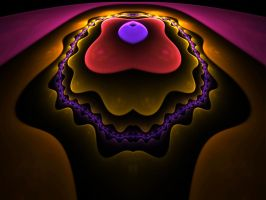 Stacked Apophysis 3d by Gibson125