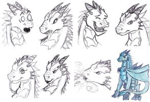 Fafnir expressions by Spirogs