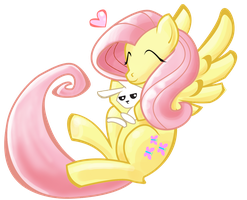 Fluttershy by shadow-rhapsody