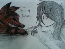 The best of friends by AsariTheKiller