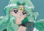 Sailor Neptune by bealor
